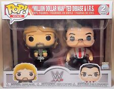 WWE Pop Vinyl Figures 2-pack IRS & Million Dollar Man 9 Cm Funko Wrestling