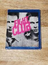 Fight Club 10th Anniversary Ed (Blu-ray, 2009) Brand New Brad Pitt Edward Norton