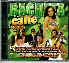 Bachata en La Calle 2008   BRAND  NEW SEALED  CD