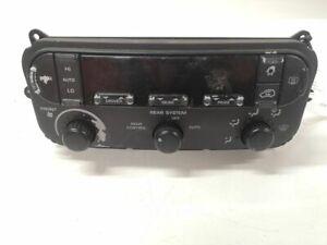 Chrysler Voyager 2003 Petrol Climate control unit P05005004AF JUT22788
