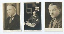 Postcard Collection M Stephen James Agate Captain Wakelam RP