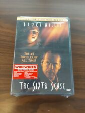 The Sixth Sense Dvd Collector's Edition Series Brand New / Sealed
