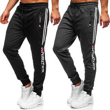 Sporthose Jogger Trainingshose Laufhose Slim Fit Fitness Herren Mix BOLF Classic