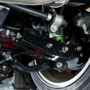 Blox Rear Lower Control Arms for Scion FR-S and Subaru BRZ/2008+ WRX/STI Black