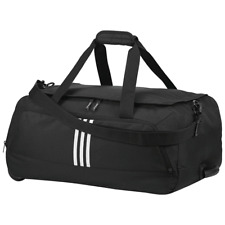 ADIDAS WHEELED GOLF TRAVEL DUFFLE / WEEKEND HOLDALL / SPORTS BAG