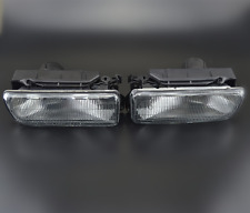 Fog Lights Driving Lamp Housing Case for 92-98 BMW 3-Series E36 Sedan 316i NEW