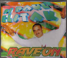 DJ Paul Elstak-Rave On cd maxi single