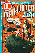 Showcase Comics #92 - Manhunter 2070 Graveyard Cover - (Grade 7.0) 1970