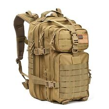Military Tactical Backpack Large Army 3 Day Assault Pack Molle Bug Out Bag Ba...