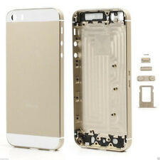 US REPLACEMENT ALLOY METAL BATTERY HOUSING BACK COVER CASE FOR New IPHONE5S/5