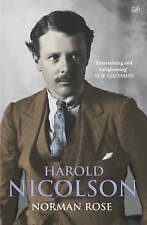 Harold Nicolson by Norman Rose (Paperback, 2006)
