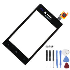Sony Xperia Miro ST23i Displayglas Displayscheibe Touchpad Touchscreen