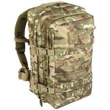 Mochilas y bolsas Highlander color principal negro para acampada y senderismo