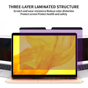 Screen Protector for OS X Notebook 12 inch Laptop Protection Film Anti Blue Film
