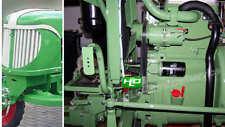 Ölfilterumbausatz Güldner Traktor Motor 2DNS / 2DN / 2K / 2KN / 2BN MAN 8515