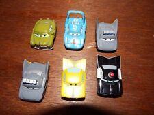 Bundle joblots 6 Disney Cars aventures Figure Toy Playset RAMONE sheriff