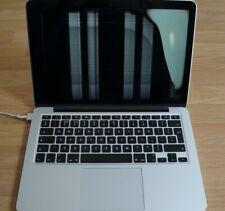 """Apple MacBook 13"""" Retina i5 Pro 2.7GHz 8GB/2015 modello/Ricambi/Riparazioni/Ref501"""