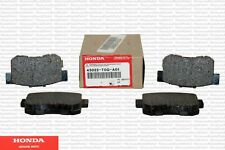 Genuine Honda OEM Rear Brake Pad Kit Fits: 2012-2016 CR-V (Pads,Shims,&Grease)