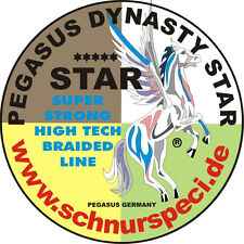 Dynasty Star geflochtene Angelschnur 1000 m weiß Typ 006  1m/0,033€