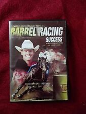 Clinton Anderson Barrel Racing Success 6 DVD's Set