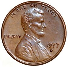 UNITED STATES 1 Cent 1977 D №5674