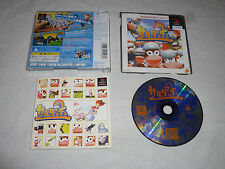 JAPAN IMPORT GAME SONY PLAYSTATION YARU! GET YOU! PS1 COMPLETE W CASE & MANUAL