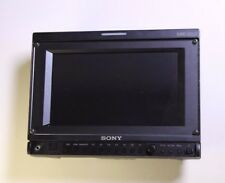 """Sony PVM740 7.4"""" OLED Monitor ( Used ) Free Shipping!"""