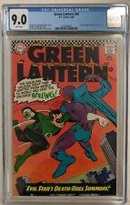 green lantern 44 cgc 9.0