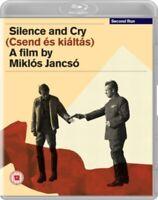 Nuevo Silence And Cry Blu-Ray (SECONDRUNBD010)