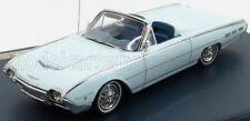 wonderful modelcar FORD THUNDERBIRD SPORTROADSTER 1963 - lightblue - scale 1/43