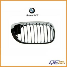 Right BMW E46 3-Series 325Ci 330Ci Genuine Bmw Grille - Chrome Frame and Grille