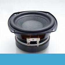 """2pcs 4"""" inch Bass horn Speaker Oversized magnet Loudspeaker 50 Watts 8 Ohms"""