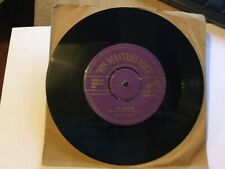 Elvis Presley All shook up (Export issue) UK HMV single from the 1950s.