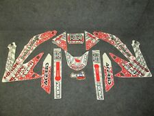 Honda CRF450 2005-2008 Enjoy MFG Subti Color graphics kit GR1586