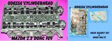 MAZDA 626 MX6 PROTEGE 2.0 DOHC FS9 CYLINDER HEAD & BOLTS & GASKETS 98-03 REBUILT