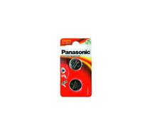 PANASONIC batteria pila litio bottone 3V CR2016 --- blister 2 pezzi