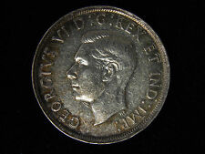 1939 Canada Silver Dollar XF/AU