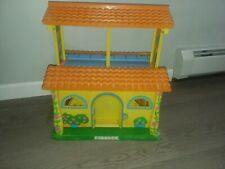 2003 Dora the Explorer Talking Dollhouse Pop Up/Folding Doll House Play set only