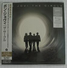 BON JOVI - The Circle + 4 BONUS JAPAN SHM MINI LP CD OBI NEU! UICL-9088