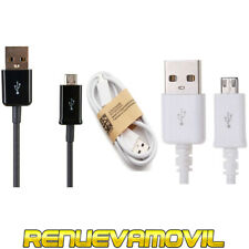 Cable Micro USB a USB De Datos y Carga Samsung Galaxy S5 Tablets Android Huawei
