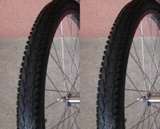 """Pair (2) of Deli 26""""x1.95"""" Bicycle Bike Tire SA-282 Puncture Resistance"""