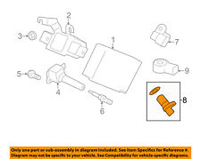 TOYOTA OEM 17-18 86-Engine Camshaft Cam Position Sensor SU00306706