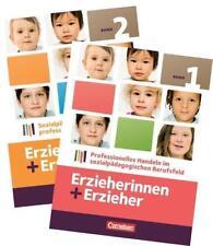 Erzieherinnen + Erzieher / Zu allen Bänden - Fachbücher im Paket von Susanne Baum, Ute Eggers, Volker Cornils, Carola Behrend und Elke Hauschildt (2014, Gebundene Ausgabe)