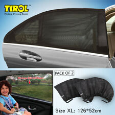 2pcs Universal Car Side Window Sun shade, Baby Kid Pet Breathable Mesh Backseat