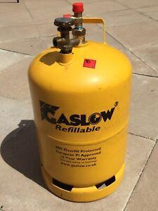 Gaslow LPG 7 kg Propane gas Bottle  Cylinder refillable