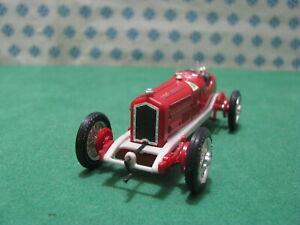 Vintage - Alfa Romeo P3 1932 Gran Prix 1962 - 1/43 Rio N°5
