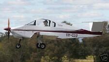 Davis DA-2A Airplane Desktop Wood Model Free Ship New