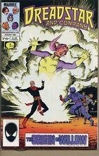 Dreadstar and Company 1985 series # 2 very fine comic book