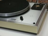 Thorens TD 166 MKII Vintage Hi Fi Separates Record Vinyl Deck Player Turntable