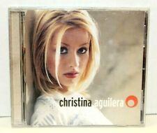 Christina Aguilera Self Titled St Cd Genie In A Bottle Rca Records 1999 Rock Pop